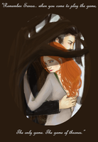aSoIaF: Sansa's mockingbird by YellowPills