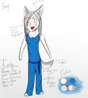 Jay Ref 2009 - Human by Kirbyferret