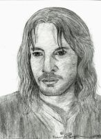 Faramir, son of Denethor by AinuLaire