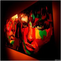 Francoise Nielly II by ofostier