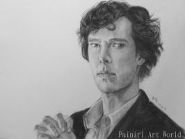 BBC sherlock by Painirl