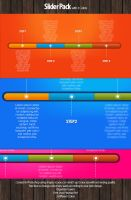 Step by Step Slider Pack I by snmsnl
