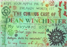Dean Winchester by Becky06