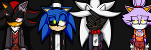 Five Night at Sonic's 2 by IdalYaoiSonic1344