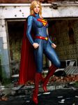 Rebirth : Supergirl by Le-Arc-7thHeaven