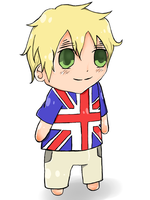 APH: Britain. by MellenAgen