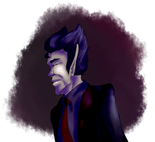 Ever Looked At A Broken Man His Eyes by Jwaterworks