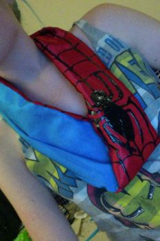 Spider-Man scarf for sale. by mch2020moehunt