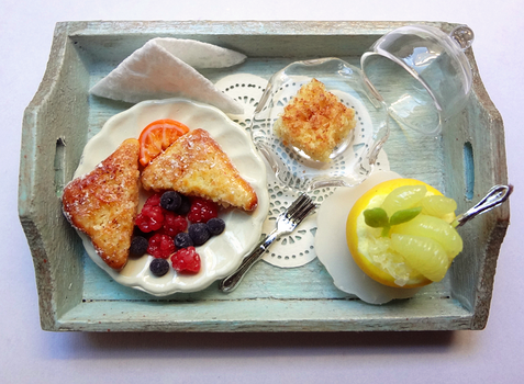 French Toast second view by WaterGleam