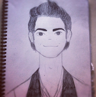 Andrew Garfield by Joy-Pedler