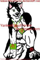 .::The Wolf Shifter::. by YankeePitbullTerrier