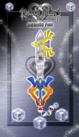 Keyblade - Infinite Fun - by WeapondesignerDawe