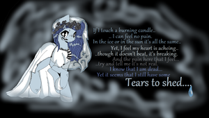 Tears to Shed by iPandacakes