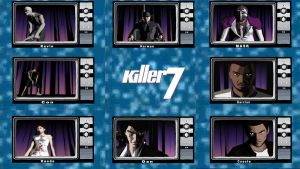 Killer7 wallpaper by RipCityXX1