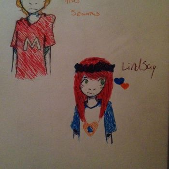 Lindsay Baby by symmetry-cookie