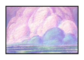Clouds and Islands 2 by Lachland-Nightingale