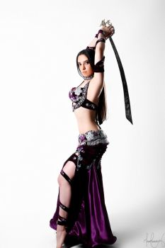 Belly Dancer Sword Stock by LoryenZeytin