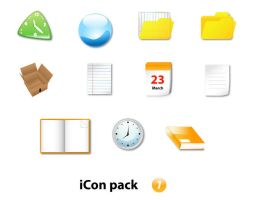 icon pack 001 by lordhamza
