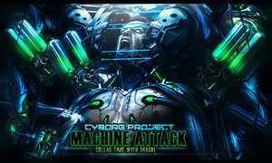 Attack Machine by Eunice55