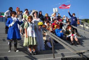 AX 2013: Hapsburg Group by KatyMerry
