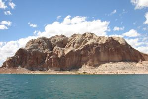 Lake Powell IV by Miffliness-Stock