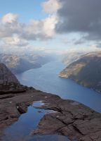 Preikestolen by Osiris81