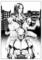 Marvel's The Defenders by adr-ben