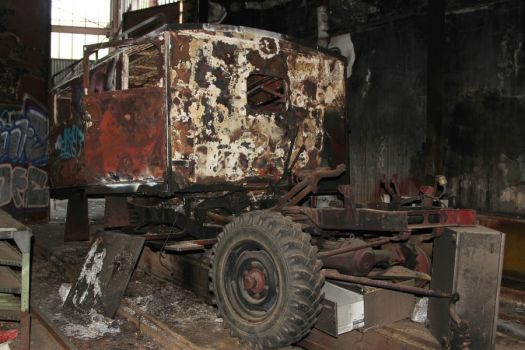 Industrial Decay Stock 82 by Malleni-Stock