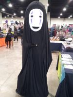 Katsucon 2015 - No Face by Zanapi-1709