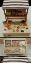 Miniature Show Table Details by Bon-AppetEats