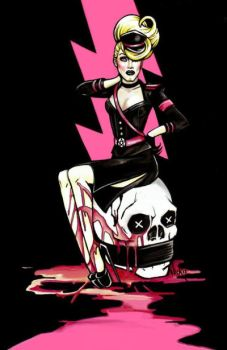Sharon Needles by NickUnlimited