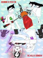Homestuck Pencil Case by Choco-la-te