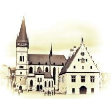 Bardejov -  square 2 by mirop