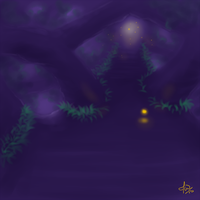 Enchanted forest by jcnorn
