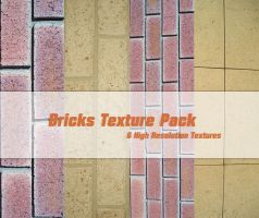 Bricks Texture Pack by powerpuffjazz