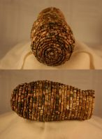 tube day lilly coil basket by ipneto