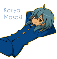 inaGO: Kariya just chillin' by cushens