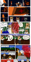 Cancelled comic (WARNING: old art) by MysteryCJGamer