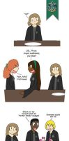Slytherin's Social Dilemma by Animaphile