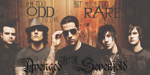 Avenged Sevenfold by dramionehuddy