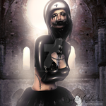 Gore Nun for Sinfuladdiction by kllgraphix