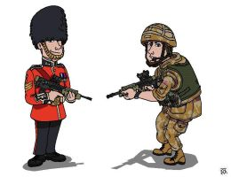British_Army_Grenadiers_Guards by darthpandanl
