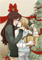 Merry Christmas to you by Moemai