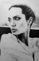 Actress drawing by DannyHouse