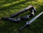 Skyrim: Weapons by EbonyEagle