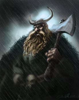 Viking by JonThomson
