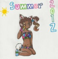 Summer 2012 by cali-cat