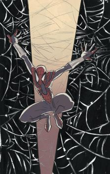 ben reilly colored by gzapata