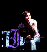 Keith Buckley by depressedangel10
