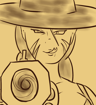 [Patreon] The Snake-Tailed Outlaw by DoubleOSnake